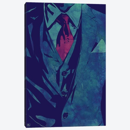 Gentleman Canvas Print #JCR19} by Giuseppe Cristiano Canvas Print