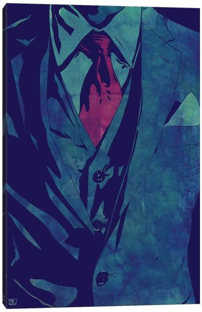 Gentleman Canvas Print #JCR19