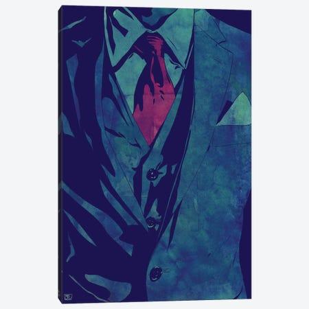 Gentleman Canvas Print #JCR19} by Giuseppe Cristiano Canvas Print