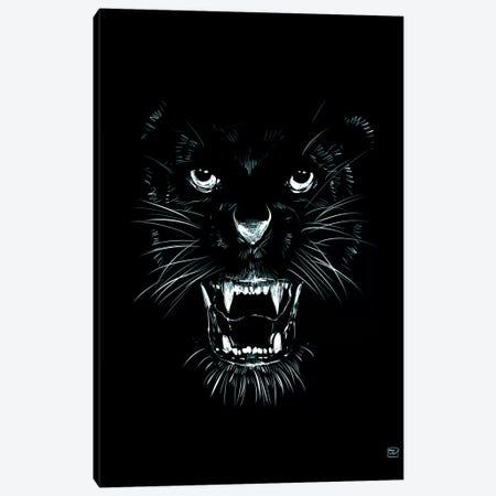 Beast Canvas Print #JCR1} by Giuseppe Cristiano Art Print