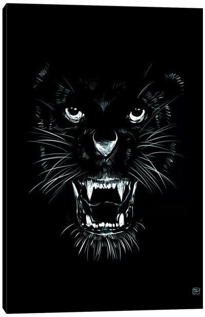 Beast Canvas Art Print