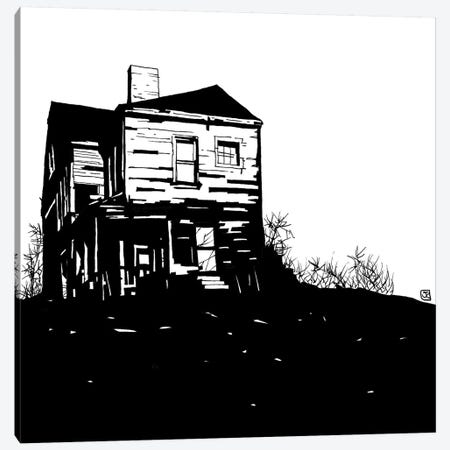 House Canvas Print #JCR28} by Giuseppe Cristiano Canvas Art