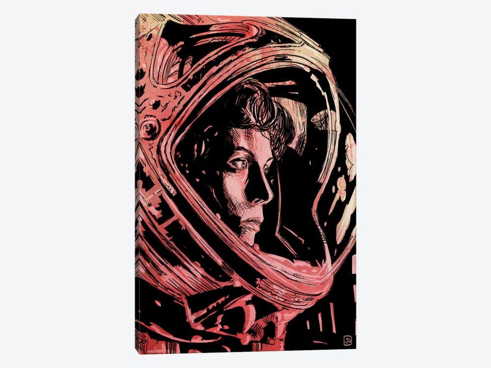 Aliens by Giuseppe Cristiano 1-piece Canvas Wall Art