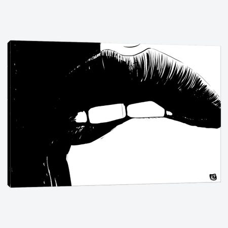 Bite Canvas Print #JCR2} by Giuseppe Cristiano Canvas Print