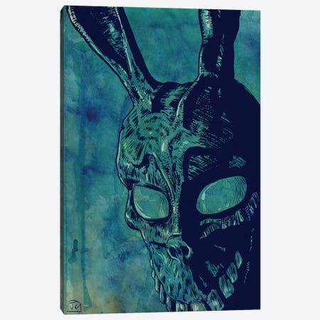 Donnie Darko Canvas Print #JCR32} by Giuseppe Cristiano Canvas Art Print