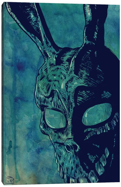 Icons: Donnie Darko Canvas Print #JCR32