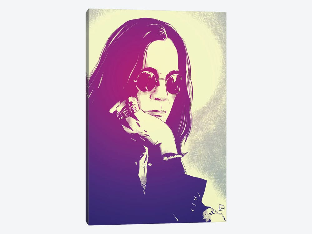 Icons: Ozzy by Giuseppe Cristiano 1-piece Art Print
