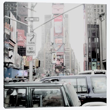 JCNY2 Canvas Print #JCR36} by Giuseppe Cristiano Canvas Artwork