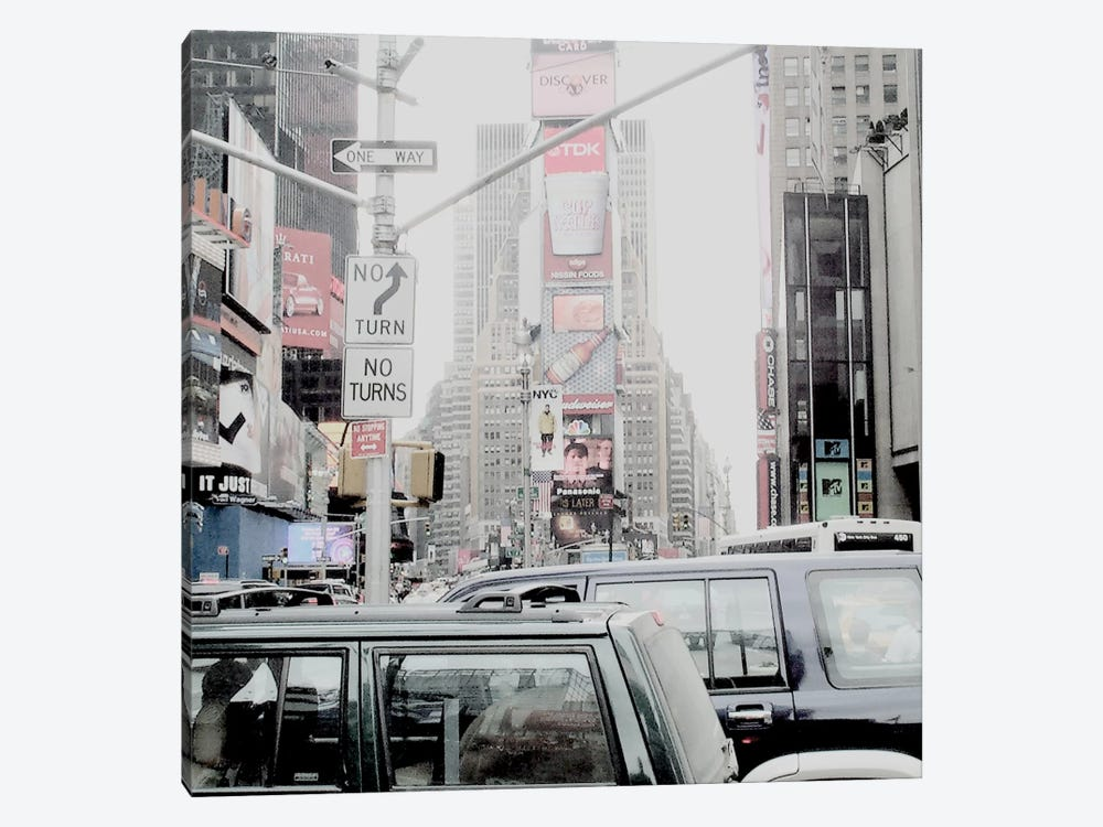 JCNY2 by Giuseppe Cristiano 1-piece Canvas Artwork