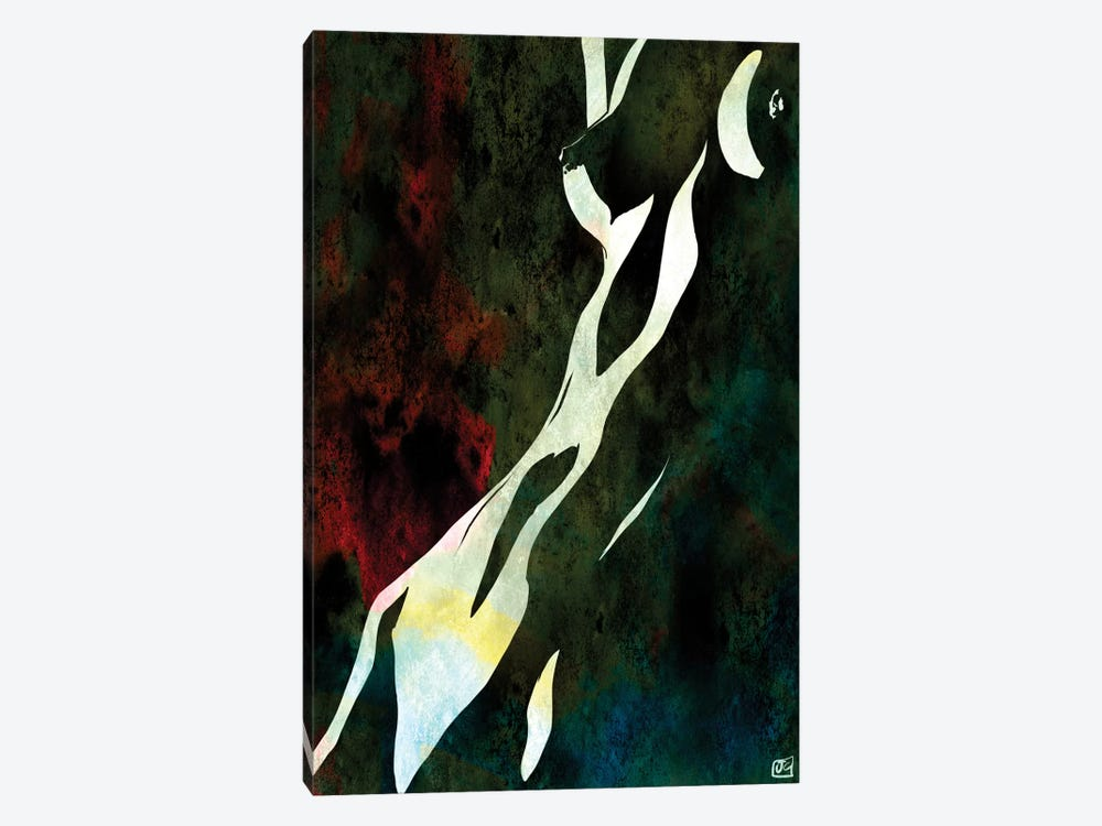 Nude IX 1-piece Canvas Art