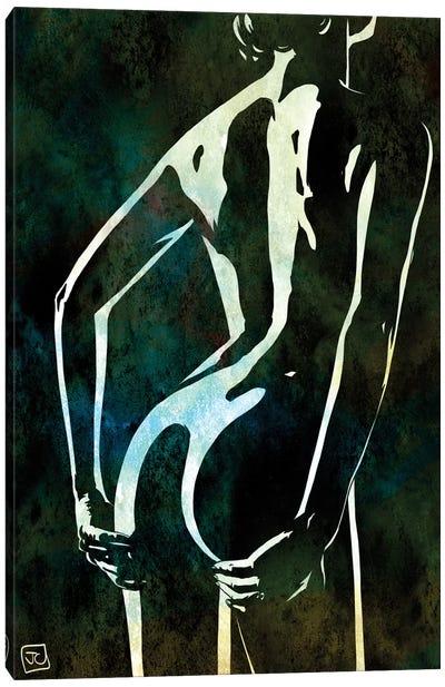 Nude VII Canvas Art Print