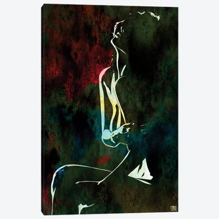 Nude VIII Canvas Print #JCR46} by Giuseppe Cristiano Art Print
