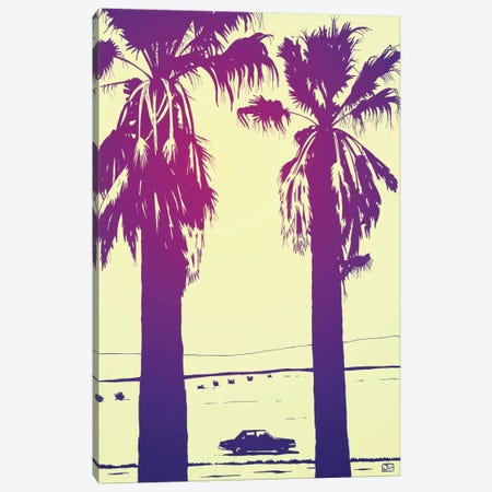 Palms Canvas Print #JCR47} by Giuseppe Cristiano Canvas Print