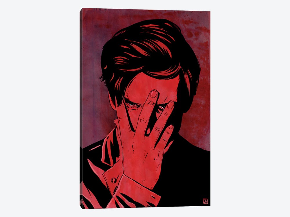 Rage by Giuseppe Cristiano 1-piece Canvas Wall Art
