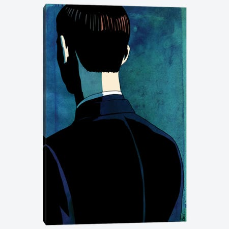 Reverse Portrait Canvas Print #JCR53} by Giuseppe Cristiano Canvas Art Print