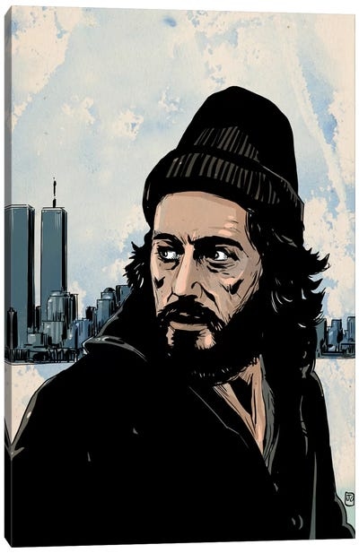 Serpico: Frank Serpico Canvas Art Print