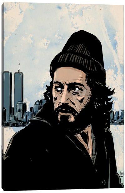 Serpico: Frank Serpico Canvas Print #JCR57