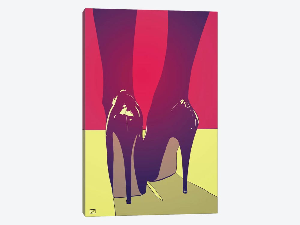 Shoes by Giuseppe Cristiano 1-piece Art Print