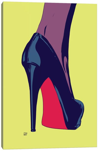 Shoes IV Canvas Art Print