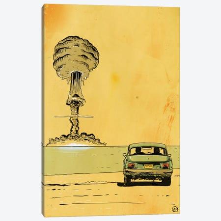 The End Canvas Print #JCR70} by Giuseppe Cristiano Canvas Art Print