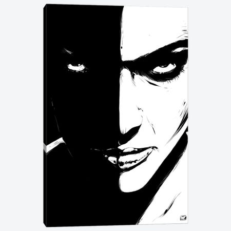 The Look Canvas Print #JCR72} by Giuseppe Cristiano Canvas Print