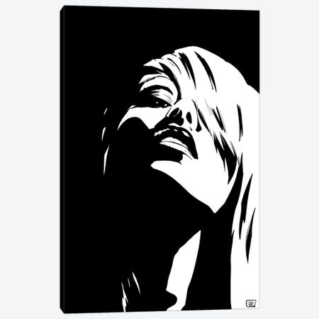 Stare Canvas Print #JCR88} by Giuseppe Cristiano Canvas Art