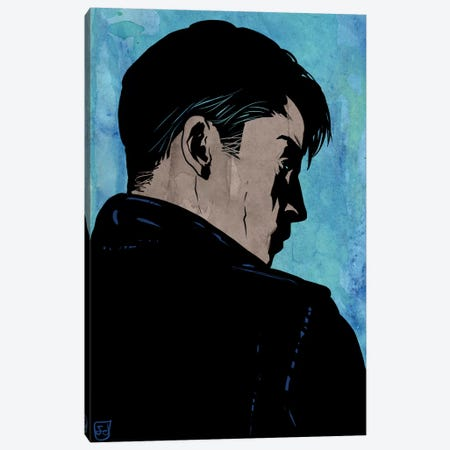 Suspicious Mind Canvas Print #JCR89} by Giuseppe Cristiano Canvas Artwork