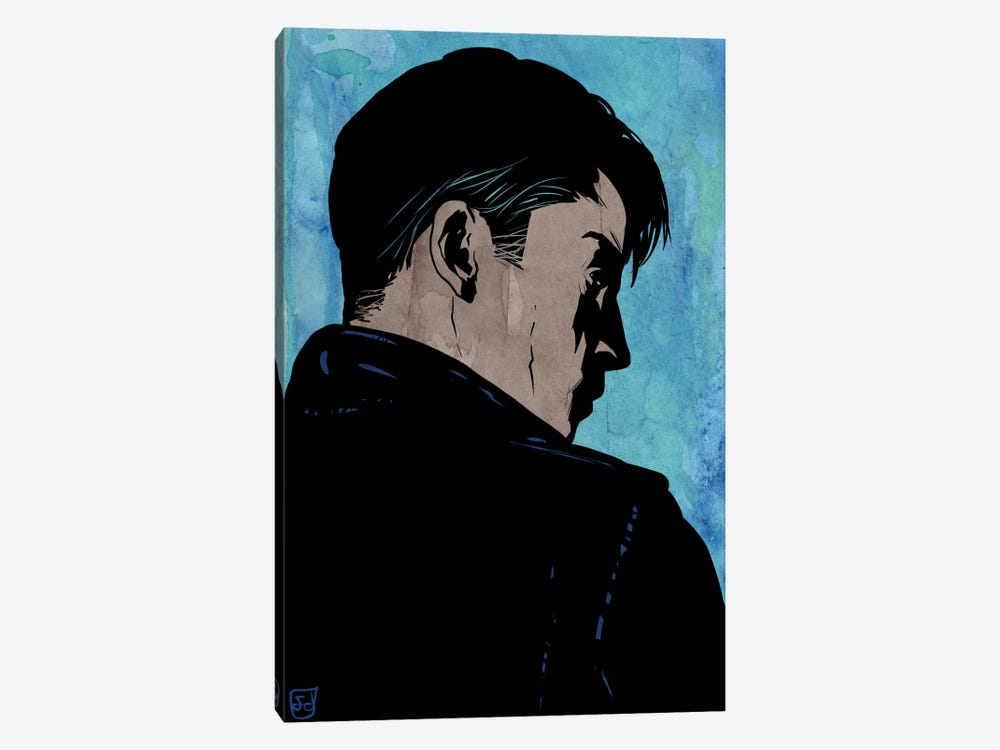 Suspicious Mind by Giuseppe Cristiano 1-piece Canvas Artwork