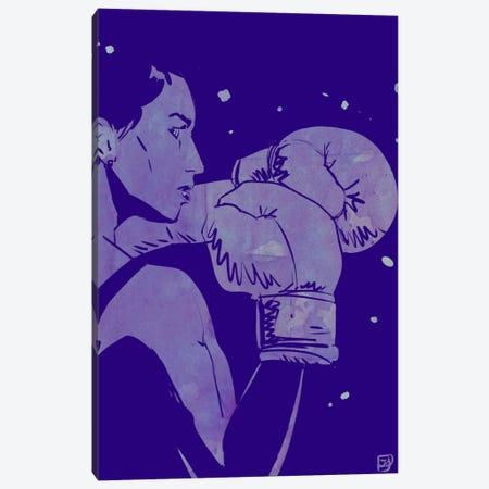 Boxing Club II Canvas Print #JCR92} by Giuseppe Cristiano Canvas Print