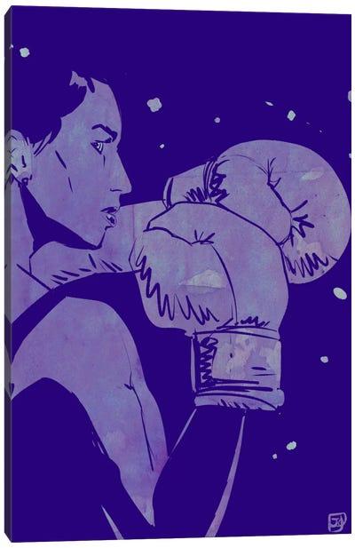 Boxing Club II Canvas Art Print