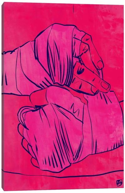 Boxing Club IV Canvas Print #JCR94