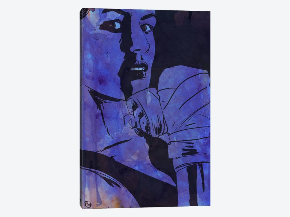 Boxing Club VI by Giuseppe Cristiano 1-piece Art Print