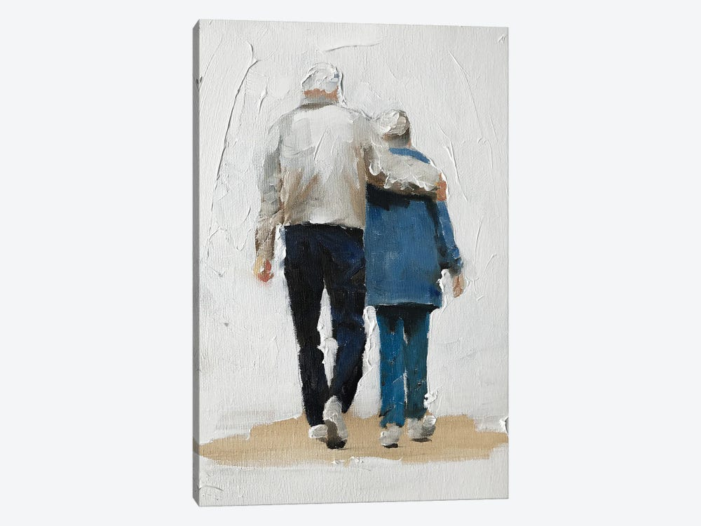 Together Forever by James Coates 1-piece Canvas Artwork