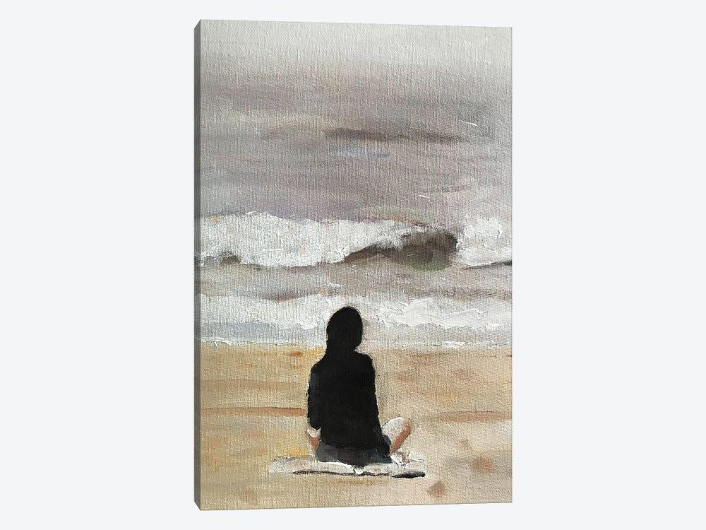 Beach Meditation by James Coates 1-piece Art Print