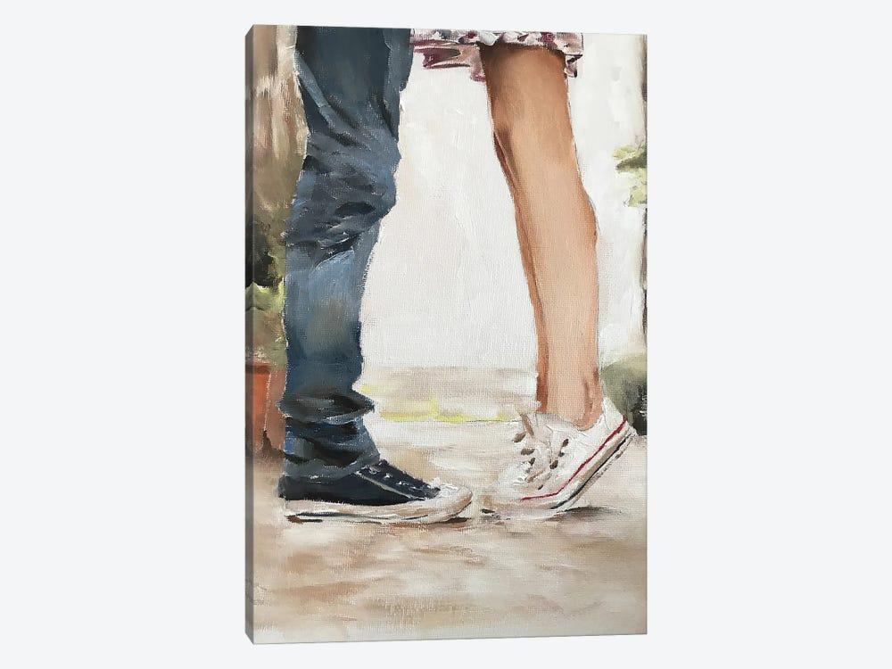 Keeping Me On My Toes by James Coates 1-piece Canvas Art Print