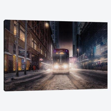 Winter Time Canvas Print #JCV10} by Jackson Carvalho Canvas Art Print