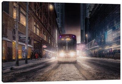 Winter Time Canvas Art Print