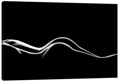 Bodies Canvas Art Print