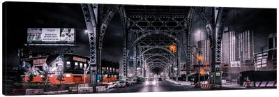 Gotham - One Bad Day Canvas Art Print
