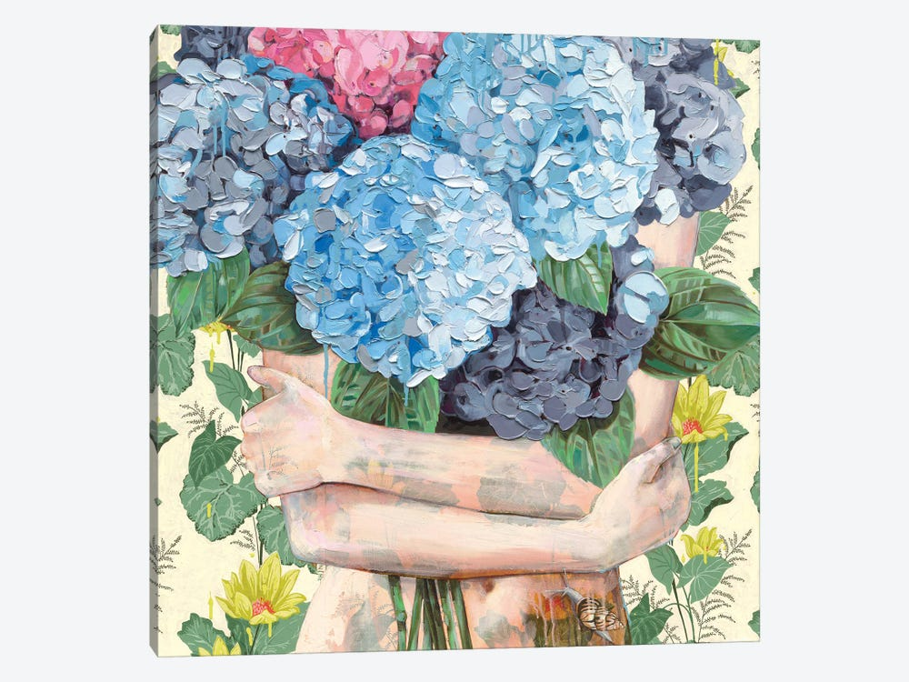 Universal Longings by Jessica Watts 1-piece Canvas Wall Art