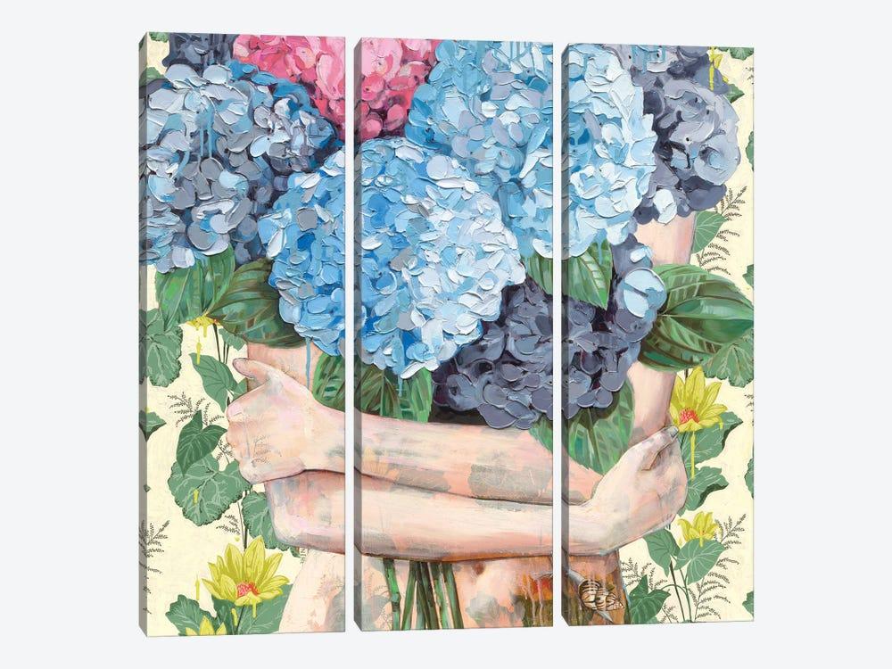 Universal Longings by Jessica Watts 3-piece Canvas Art