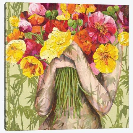 Afternoon Splendour 3-Piece Canvas #JCW3} by Jessica Watts Canvas Artwork
