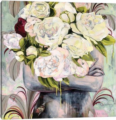 Breathing Dreams Like Air Canvas Art Print
