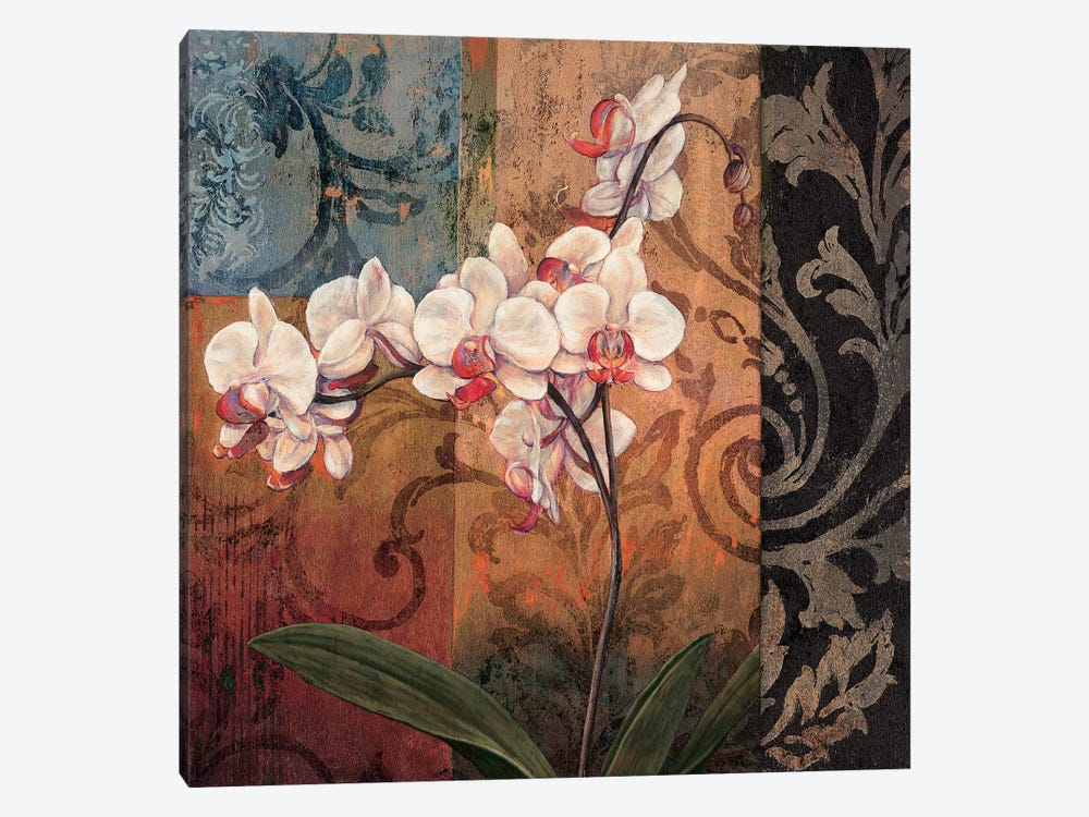 Opulent I by Jill Deveraux 1-piece Canvas Wall Art
