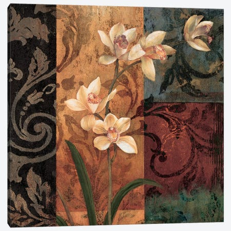 Opulent II Canvas Print #JDE11} by Jill Deveraux Canvas Art Print