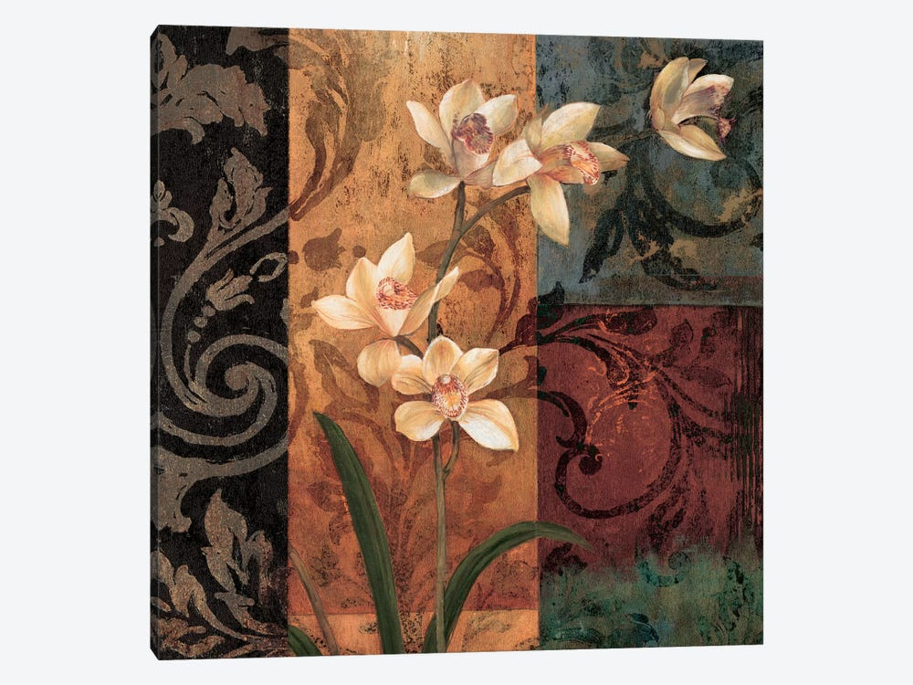 Opulent II by Jill Deveraux 1-piece Canvas Art Print