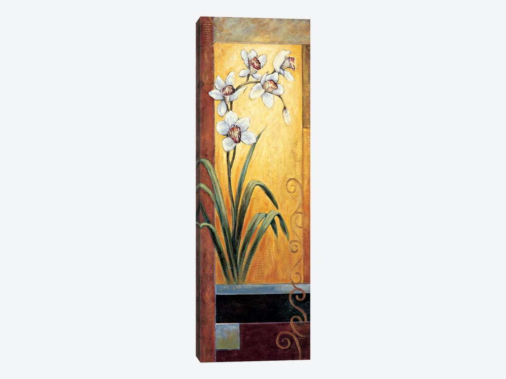 Orchid by Jill Deveraux 1-piece Canvas Wall Art