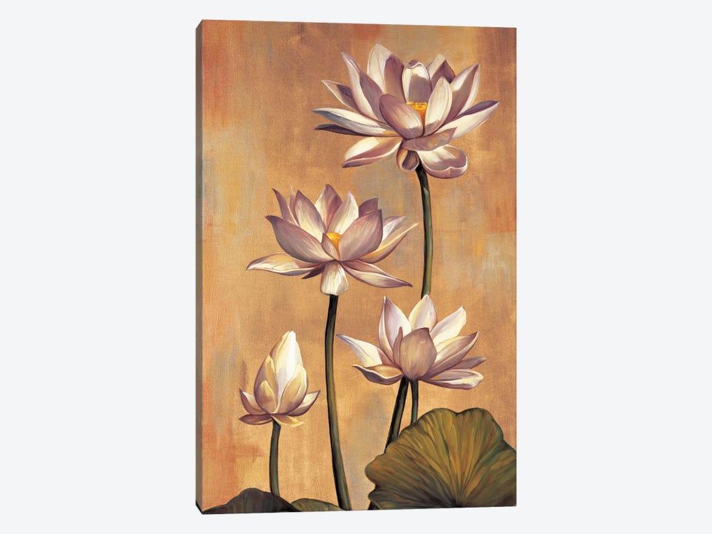 White Lotus by Jill Deveraux 1-piece Art Print