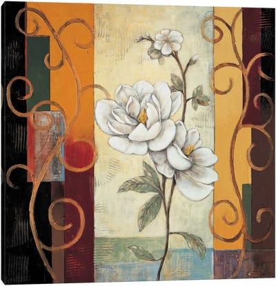 Magnolia Canvas Art Print