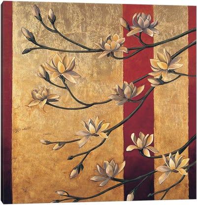 Magnolia Screen Canvas Art Print